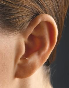 Aparelho auditivo micro canal